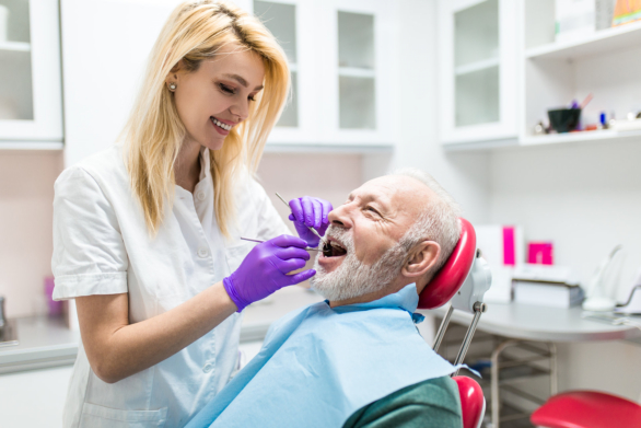 Seniors' Oral Health Care: How Important Is It?