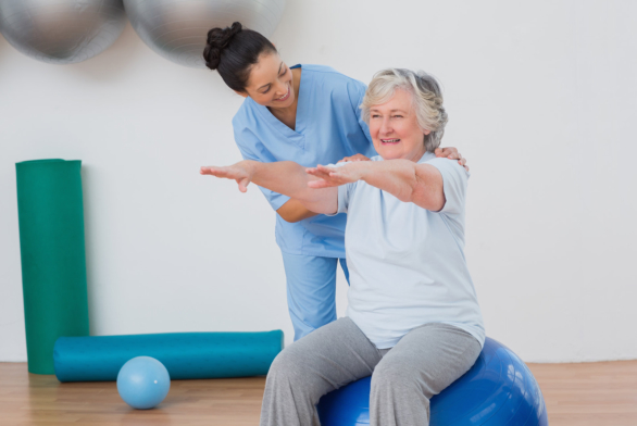 Tips on How to Improve Seniors' Mobility